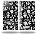 Monsters - Decal Style Skin (fits Nokia Lumia 928)