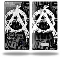 Anarchy - Decal Style Skin (fits Nokia Lumia 928)