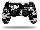 Vinyl Skin Wrap for Sony PS4 Dualshock Controller Monsters (CONTROLLER NOT INCLUDED)