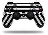 WraptorSkinz Skin compatible with Sony PS4 Dualshock Controller PlayStation 4 Original Slim and Pro Stripes (CONTROLLER NOT INCLUDED)