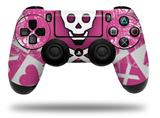 Vinyl Skin Wrap for Sony PS4 Dualshock Controller Princess Skull (CONTROLLER NOT INCLUDED)