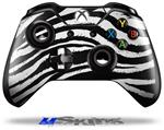 Zebra - Decal Style Skin fits Microsoft XBOX One Wireless Controller