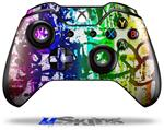 Rainbow Graffiti - Decal Style Skin fits Microsoft XBOX One Wireless Controller