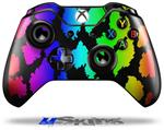Rainbow Leopard - Decal Style Skin fits Microsoft XBOX One Wireless Controller