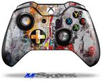 Abstract Graffiti - Decal Style Skin fits Microsoft XBOX One Wireless Controller