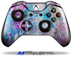 Graffiti Splatter - Decal Style Skin fits Microsoft XBOX One Wireless Controller