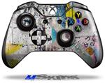 Urban Graffiti - Decal Style Skin fits Microsoft XBOX One Wireless Controller
