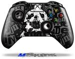 Anarchy - Decal Style Skin fits Microsoft XBOX One Wireless Controller