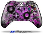 Butterfly Graffiti - Decal Style Skin fits Microsoft XBOX One Wireless Controller