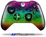 Decal Skin Wrap fits Microsoft XBOX One Wireless Controller Rainbow Butterflies