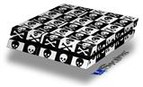 Skull Checkerboard - Decal Style Skin fits original PS4 Gaming Console