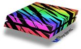 Tiger Rainbow - Decal Style Skin fits original PS4 Gaming Console