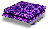 Daisies Purple - Decal Style Skin fits original PS4 Gaming Console
