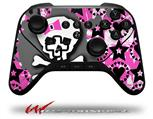 Pink Bow Skull - Decal Style Skin fits original Amazon Fire TV Gaming Controller