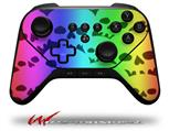 Rainbow Skull Collection - Decal Style Skin fits original Amazon Fire TV Gaming Controller