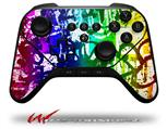 Rainbow Graffiti - Decal Style Skin fits original Amazon Fire TV Gaming Controller