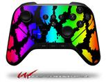 Rainbow Leopard - Decal Style Skin fits original Amazon Fire TV Gaming Controller
