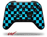 Checkers Blue - Decal Style Skin fits original Amazon Fire TV Gaming Controller