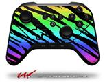 Tiger Rainbow - Decal Style Skin fits original Amazon Fire TV Gaming Controller