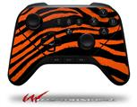 Zebra Orange - Decal Style Skin fits original Amazon Fire TV Gaming Controller
