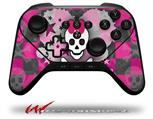 Princess Skull Heart - Decal Style Skin fits original Amazon Fire TV Gaming Controller