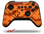 Deathrock Bats Orange - Decal Style Skin fits original Amazon Fire TV Gaming Controller