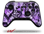 Scene Kid Sketches Purple - Decal Style Skin fits original Amazon Fire TV Gaming Controller