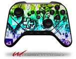 Scene Kid Sketches Rainbow - Decal Style Skin fits original Amazon Fire TV Gaming Controller