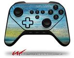 Landscape Abstract Beach - Decal Style Skin fits original Amazon Fire TV Gaming Controller