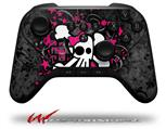 Girly Skull Bones - Decal Style Skin fits original Amazon Fire TV Gaming Controller