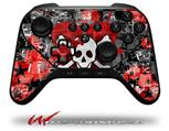 Emo Skull Bones - Decal Style Skin fits original Amazon Fire TV Gaming Controller
