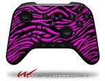 Pink Zebra - Decal Style Skin fits original Amazon Fire TV Gaming Controller