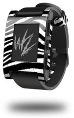Zebra - Decal Style Skin fits original Pebble Smart Watch (WATCH SOLD SEPARATELY)