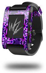 Daisy Pink - Decal Style Skin fits original Pebble Smart Watch (WATCH SOLD SEPARATELY)