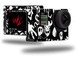 Monsters - Decal Style Skin fits GoPro Hero 4 Silver Camera (GOPRO SOLD SEPARATELY)