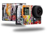 Abstract Graffiti - Decal Style Skin fits GoPro Hero 4 Black Camera (GOPRO SOLD SEPARATELY)