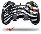 Zebra - Decal Style Skin fits Logitech F310 Gamepad Controller (CONTROLLER SOLD SEPARATELY)