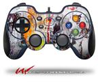 Abstract Graffiti - Decal Style Skin fits Logitech F310 Gamepad Controller (CONTROLLER SOLD SEPARATELY)