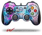 Graffiti Splatter - Decal Style Skin fits Logitech F310 Gamepad Controller (CONTROLLER SOLD SEPARATELY)