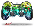 Scene Kid Sketches Rainbow - Decal Style Skin fits Logitech F310 Gamepad Controller (CONTROLLER SOLD SEPARATELY)
