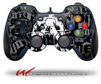 Anarchy - Decal Style Skin fits Logitech F310 Gamepad Controller (CONTROLLER SOLD SEPARATELY)