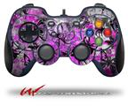 Butterfly Graffiti - Decal Style Skin fits Logitech F310 Gamepad Controller (CONTROLLER SOLD SEPARATELY)
