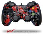 Emo Graffiti - Decal Style Skin fits Logitech F310 Gamepad Controller (CONTROLLER SOLD SEPARATELY)