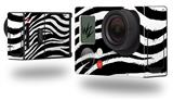 Zebra - Decal Style Skin fits GoPro Hero 3+ Camera (GOPRO NOT INCLUDED)