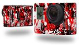 Red Graffiti - Decal Style Skin fits GoPro Hero 3+ Camera (GOPRO NOT INCLUDED)