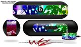 Decal Style Wrap Skin fits Beats Pill Plus Rainbow Graffiti (BEATS PILL NOT INCLUDED)