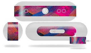 Decal Style Wrap Skin fits Beats Pill Plus Painting Brush Stroke (BEATS PILL NOT INCLUDED)