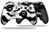 Deathrock Bats - Decal Style Skin fits Microsoft XBOX One ELITE Wireless Controller