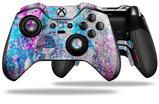 Graffiti Splatter - Decal Style Skin fits Microsoft XBOX One ELITE Wireless Controller