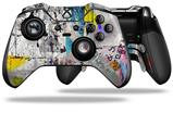 Urban Graffiti - Decal Style Skin fits Microsoft XBOX One ELITE Wireless Controller